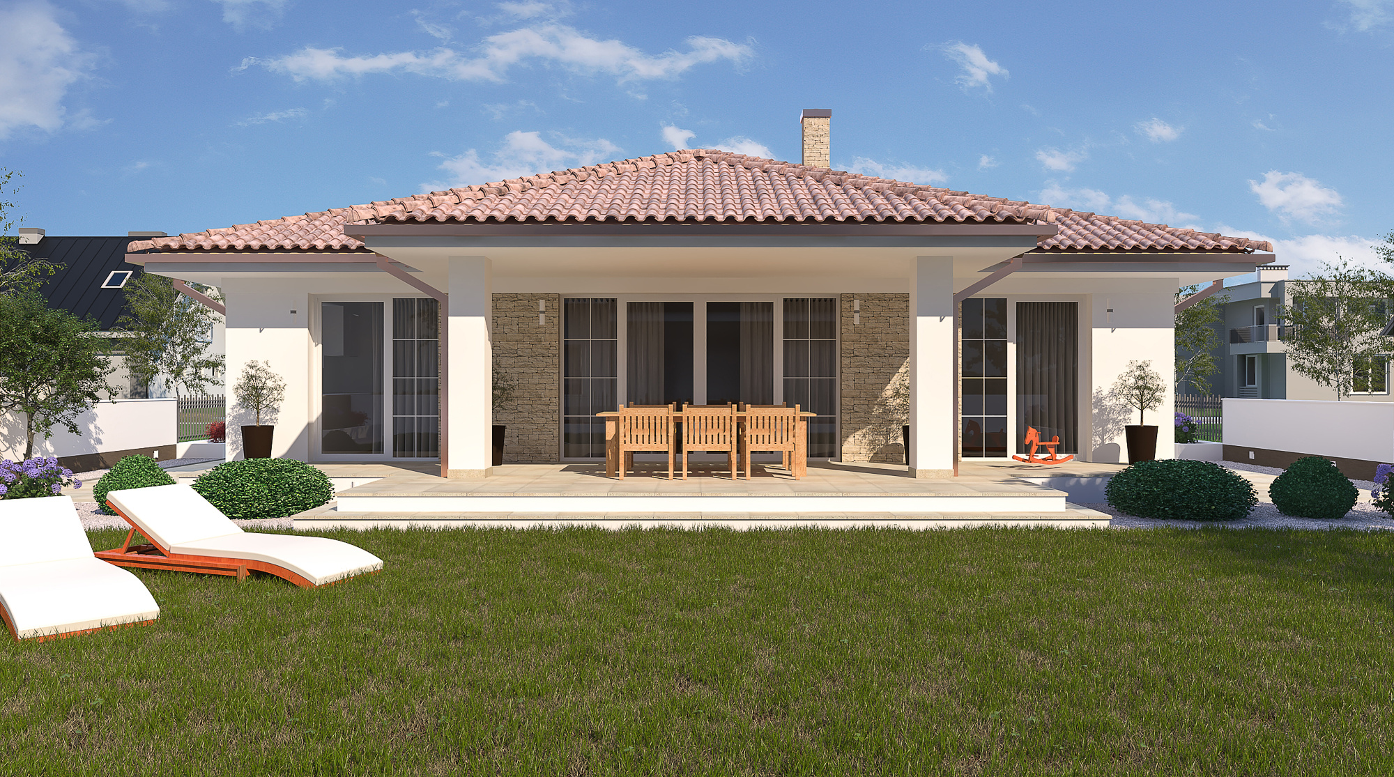 Projekty Rodinných Domov Mfpro